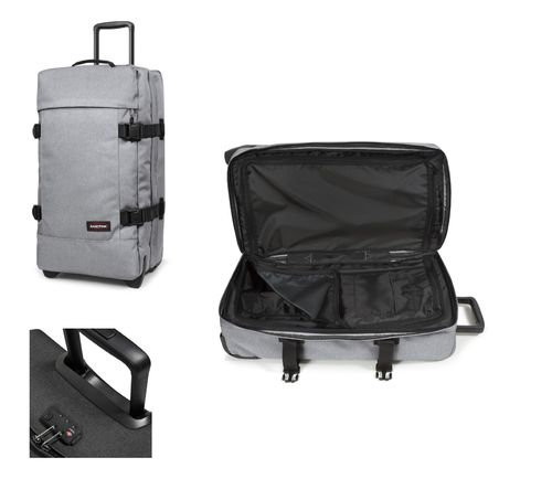 Eastpak Tranverz M 78 L sunday grey