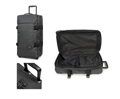 Eastpak Tranverz L 121 L black denim